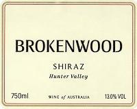 Borkenwood Shiraz